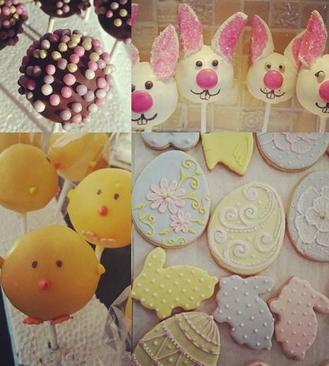 La ménagerie de Pâques s'en va au marché