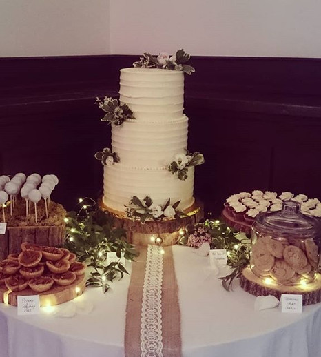 Fresh and lovely sweet spread for E and