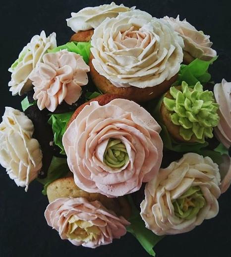 Bonne fête des mères! #cupcakesbouquet #