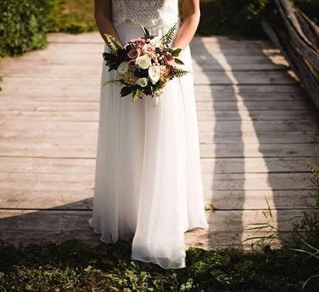 A glimpse of the beautiful romantic wedd