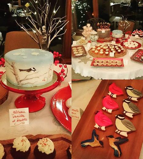 JOYEUX NOËL! #christmascake #christmasde
