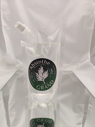 Absinthe GRAND Fata 50cl recharge