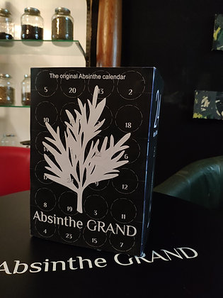 Calendrier24 days of absinthe