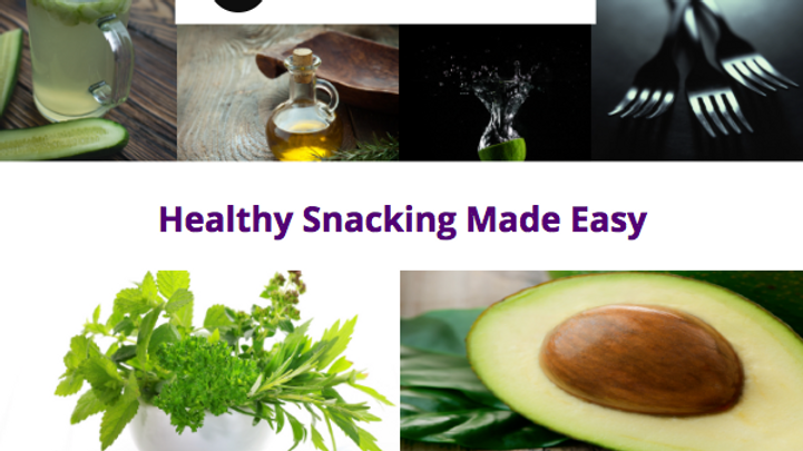 Healthy snacking made easy