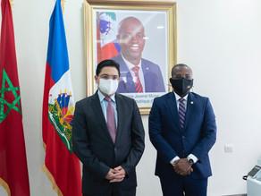 Constitution et élections en Haïti : le Maroc emboîte le pas