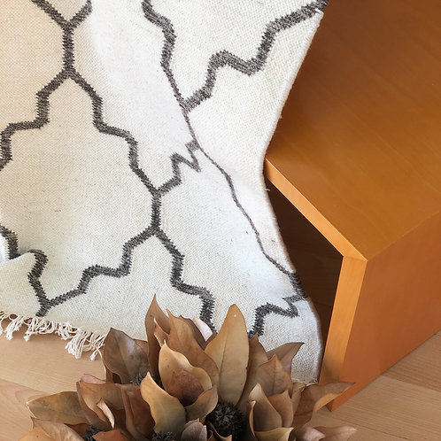 Indian Handmade Rug #5