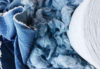 recycled denim fabrics