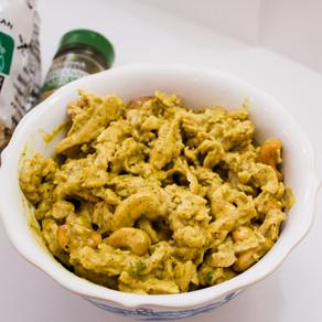 Vegan Curry Chicken Salad