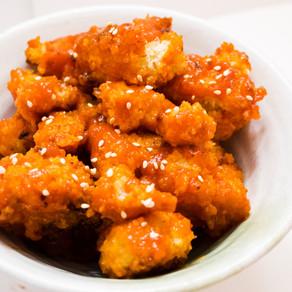 Sweet and Spicy Gochujang Cauliflower