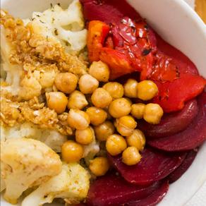 Quinoa Veggie Bowl (Vegan and Gluten Free)