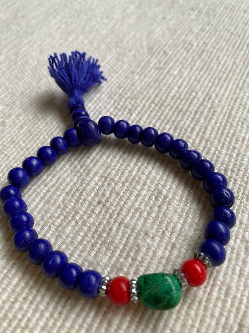 Blue Japa Bracelet