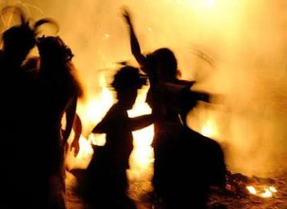 Beltane ~ the pagan festival of divine energy