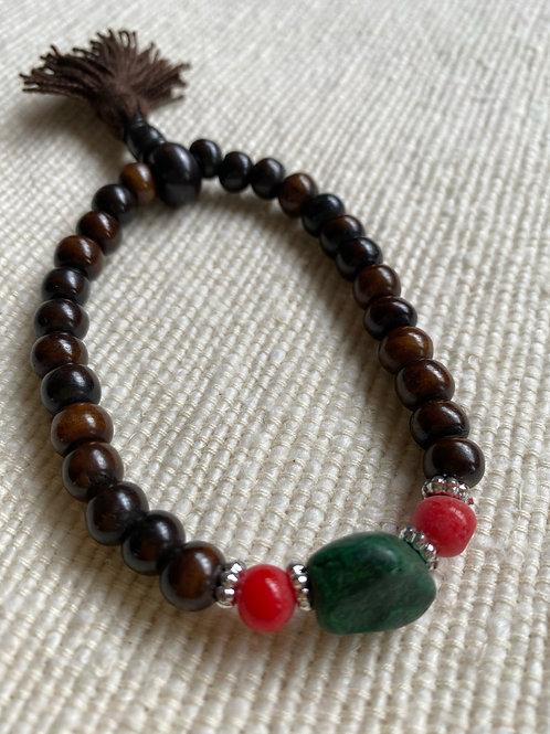 Earth Japa Bracelet