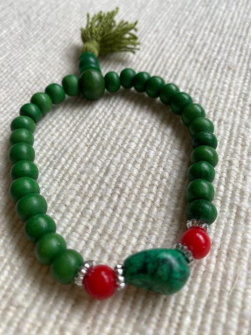 Green Japa Bracelet