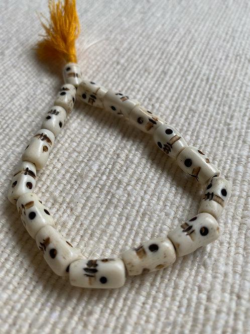 Kali Japa skull bracelet