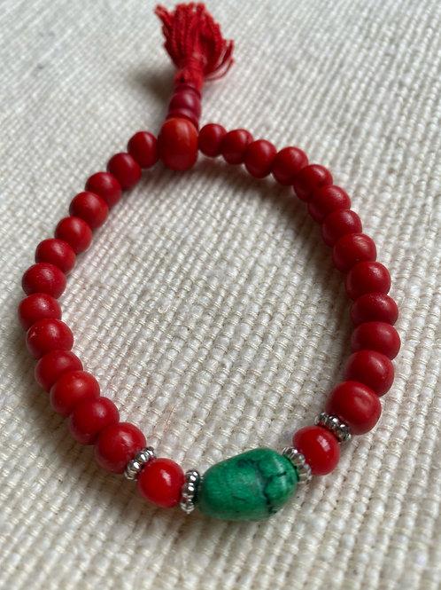 Red Japa Bracelet