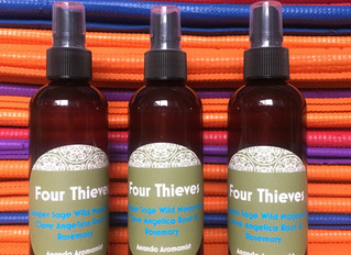 Immunity Booster : Cleansing & Purifying Four Thieves