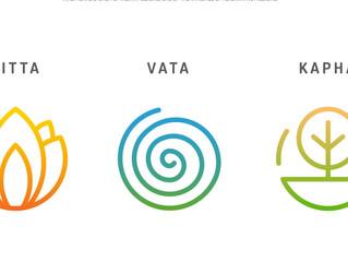 Introduction to Ayurveda : The Three Doshas.