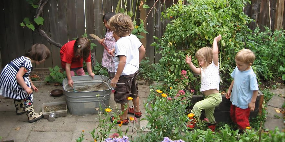 Learning Outdoors: Environments & Practices to Inspire Young Children (1)