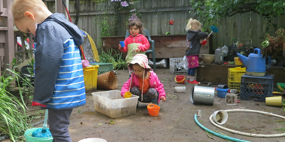 Loose Parts with Infants and Toddlers