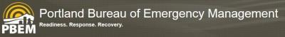 URL for Portland Bureau of Emergency Management