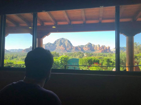 Sedona with a side trip to the Grand Canyon- MDW 2018