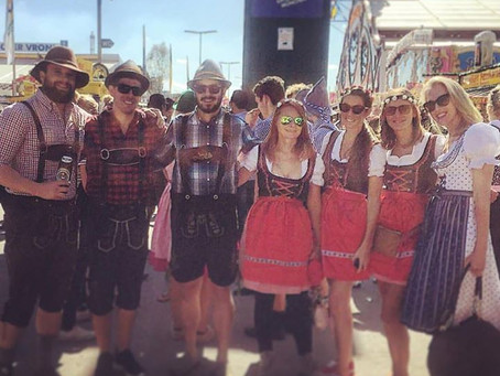 How to do the Official Oktoberfest in Munich
