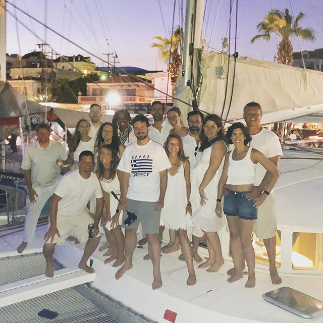 🇬🇷🇬🇷🇬🇷⛵️⛵️⛵️amazing times with ama