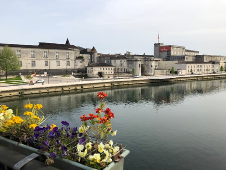Cognac, France April 2019
