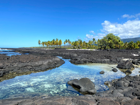 Big Island of Hawaii- Thanksgiving 2020