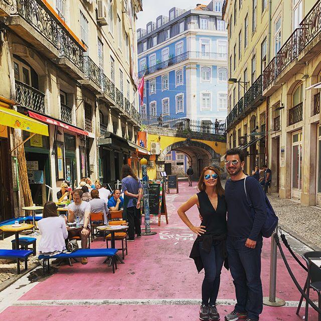 Fun in Lisbon!