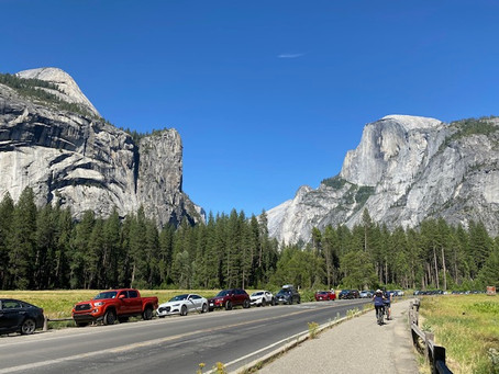 Yosemite July 2020