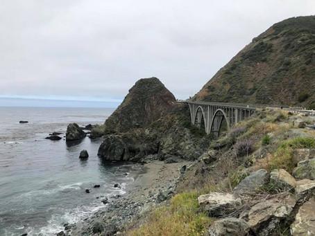 PCH road trip to Big Sur