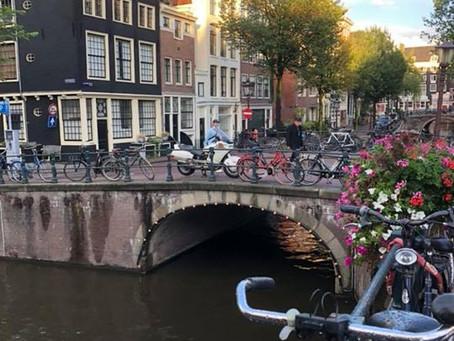 Amsterdam August 2018