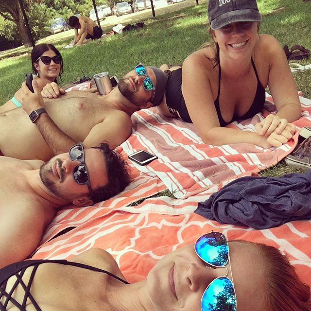 #Texasforever #senditsaturdays #keepingaustinwierd #bartonsprings