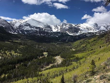 Colorado: Estes Park/RMNP - Red Rocks/Golden: May 26-31, 2017