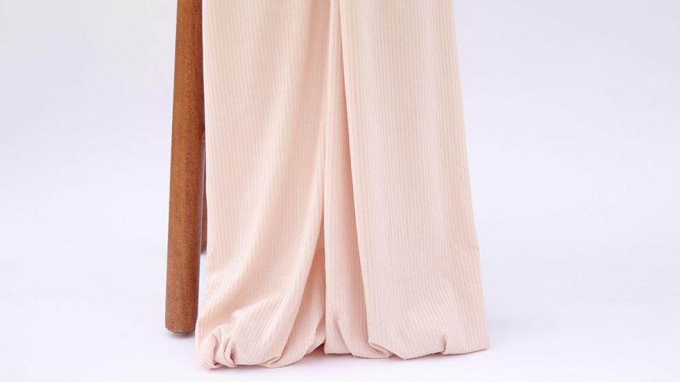 Bamboo Rib Knit Shell