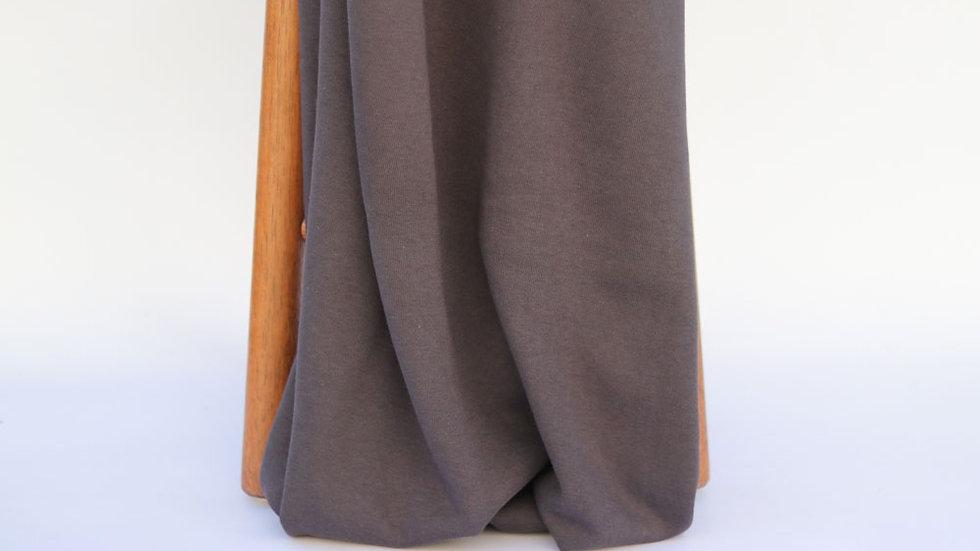 Cloud Fleece Charcoal Brown