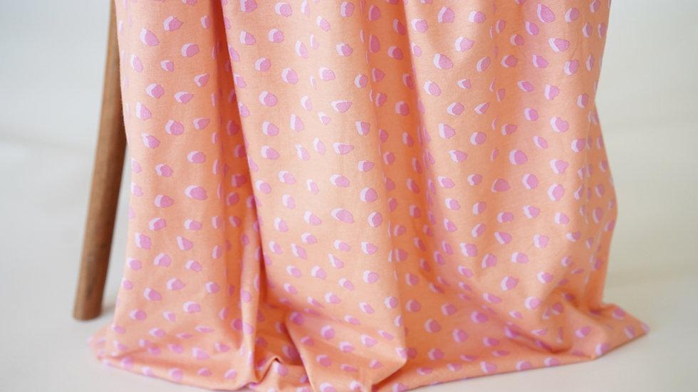 Mimi G Knit Dots Blush