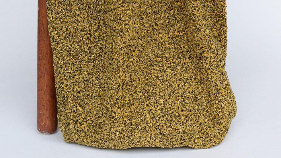 Aspen Boucle Mustard