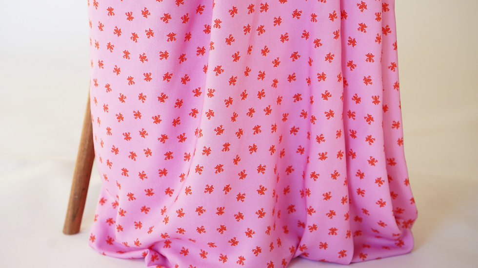 Mimi G Rayon Coqui Pink