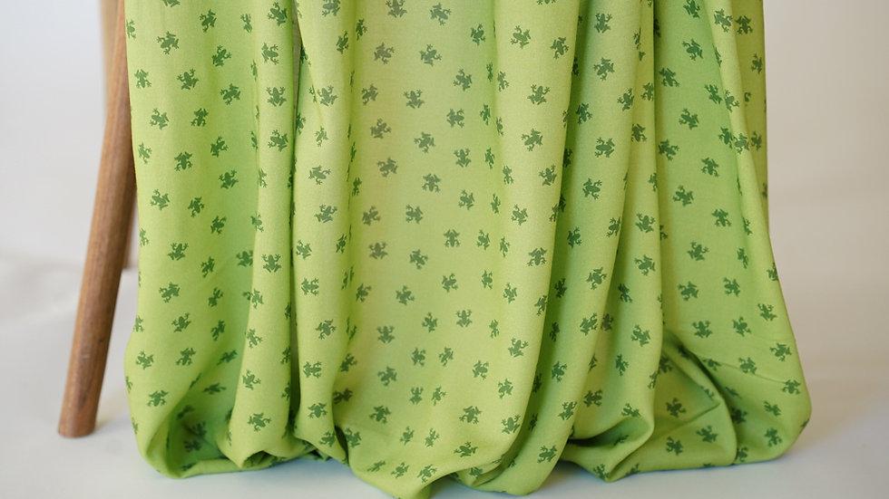 Mimi G Rayon Coqui Green