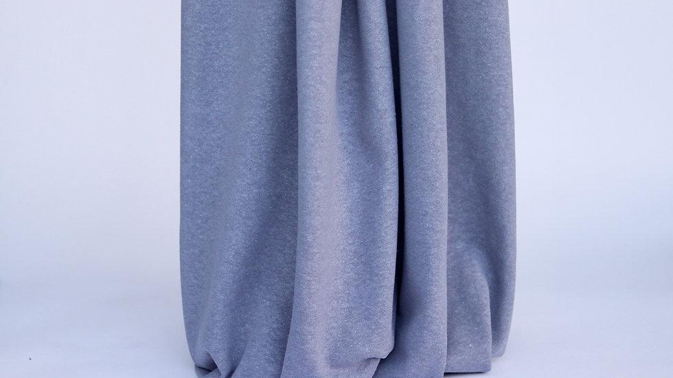 Eco Fleece Lavender Grey