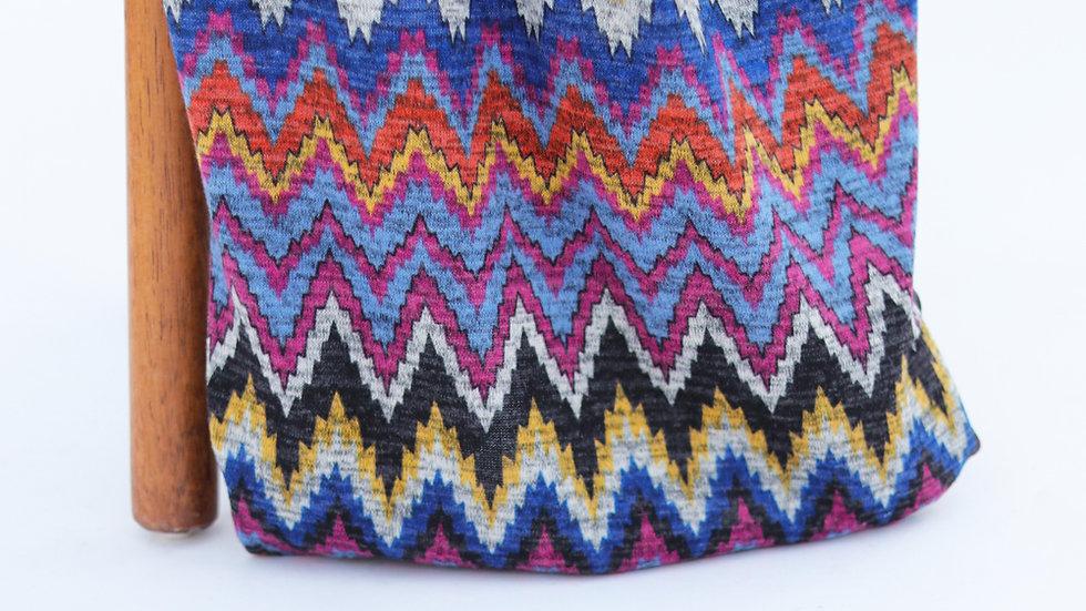 Topaz Print Sweater Knit Multi