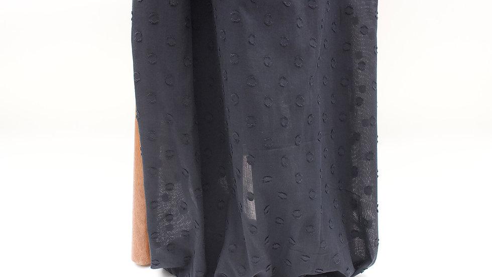 Bora Bora Cotton Black