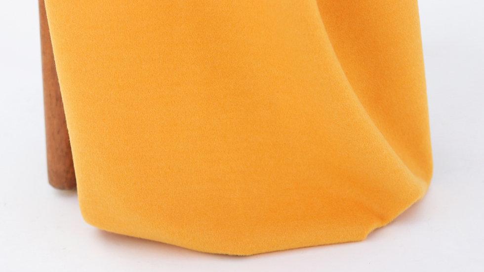 Anuka Wool Coating Yellow