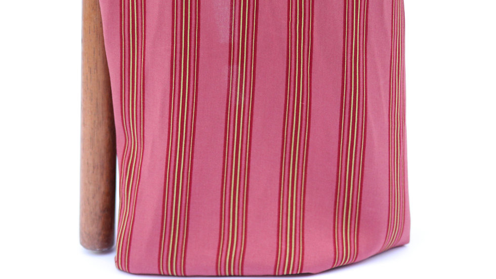 Vangogh Print Stripes Pink