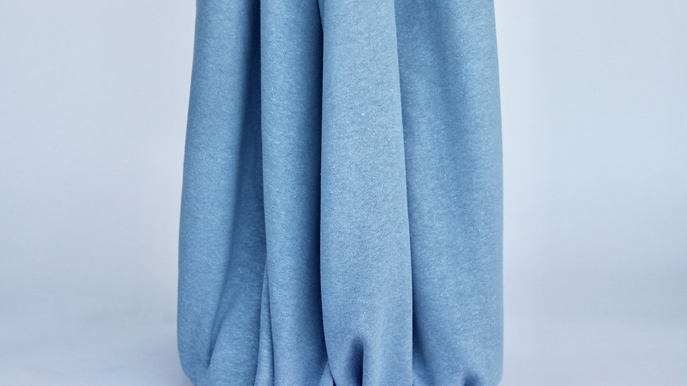 Eco Fleece Light Denim