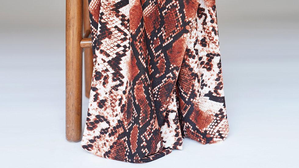 Anna Python Knit