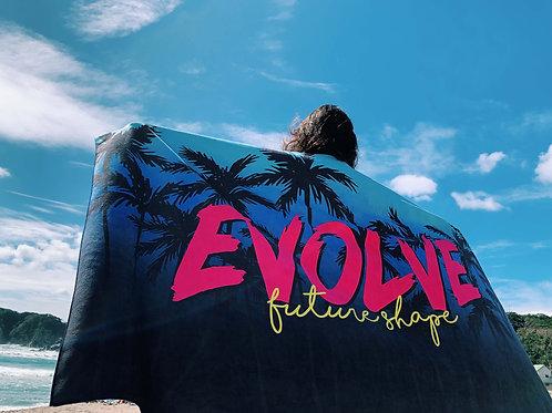 EVOLVE ORIGINAL BEACH TOWEL